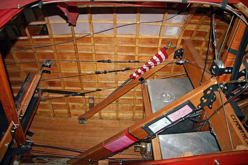 Curtiss Model H Flying Boat - America (1914) (Replica - Rear Cabin)
