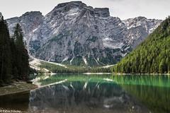 Lago di Toblach (Peter Franke) Tags: alpen wandern sdtirol wein dolomiten weinberge sommerurlaub