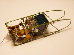 P1140284 (MaxMnemonic) Tags: scale wings model ww1 biplane 132 fokker wingnut dvii