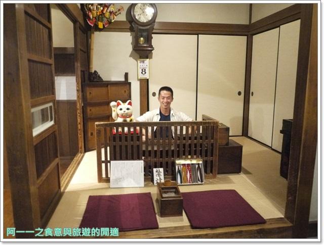 東京自助旅遊上野公園不忍池下町風俗資料館image049