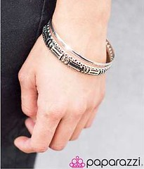 5th Avenue Silver Bracelet K1 P9210A-2