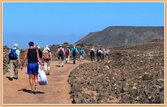 Canary islands, Fuerteventura, Isla de Lobos (aad.born) Tags: spain fuerteventura canaryislands spanje loslobos islascanarias  canarischeeilanden  lacaldera isladelobos aadborn