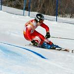 Riley Seger, 1st at Schweitzer GS PHOTO CREDIT: Derek Trussler