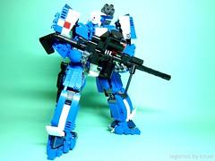 ICC Arbalest Mark 2 (icycruel) Tags: 2 lego mark sniper mech moc arbalest