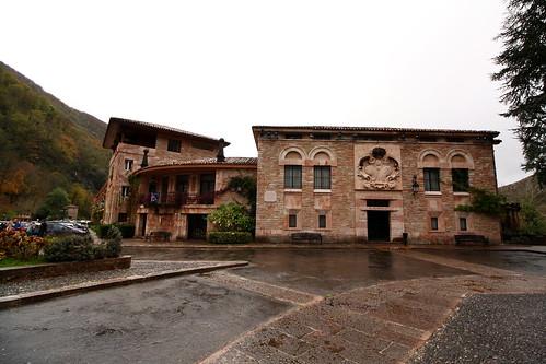 Casa capitular. Covadonga.