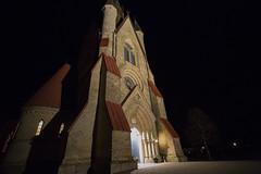 HASLOVS KYRKA (DAVIDE CONGIA photography) Tags: winter aurora camper inverno zero viaggio sotto finlandia in lapponia boreale svezia finlandese