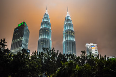 DSC_0283 (Stuart Lilley Photography) Tags: lake reflection building water buildings reflections nikon nightshot towers cityscapes malaysia twintowers nightshots kualalumpur petronastowers lightroom d3200 cistscape