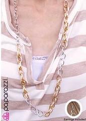 5th Avenue Silver Necklaces K3 P2230-2