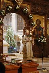 13. Праздник Богоявления в Святогорской Лавре