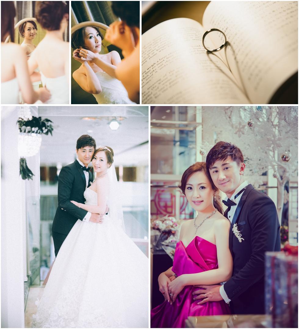 台北婚攝 大直典華玫瑰廳婚禮紀錄歐文 婚紗蘇菲亞麗緻