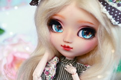 Pullip Stica (Kikyô) Tags: pullip doll stica custom custo faceup france poupée cute divers art