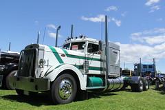 IMG_2819 (RyanP77) Tags: show california b white truck log model shiny trucker international chevy chrome r pete logger gmc peerless kw peterbilt ih kenworth cabover bullnose fruehauf