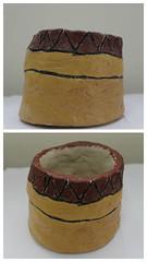 Francisca Ramos 2B (PLSTICA 7 BSICO A 2 MEDIO) Tags: maya artschool alfarera arcilla