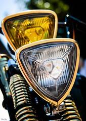 bike lites... (Stu Bo.. tks for 8 million views) Tags: beautiful bike canon reflections rebel ride oneofakind machine headlights oldschool motorcycle coolbike kustom custombike onewickedride sbimageworks