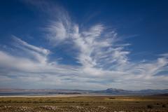 figure in the sky (kh-photos ~ Kurt ~) Tags: california usa angel clouds whimsy monolake 395 leevining