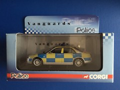 Corgi Vanguards Police Collection  - VA09304 - Rover MG ZT Police Car - PSNI - Police Service Of Northern Ireland - Die Cast Metal Miniature Scale Model Emergency Services Vehicle (firehouse.ie) Tags: ireland cars car bill corgi model cops models police rover mg policecar norn service ni range polizei patrol policia fuzz battenburg ulster specials polis ruc 143 polizia peelers mgzt vanguards zt psni policeserviceofnorthernireland sixcounties rovermgzt