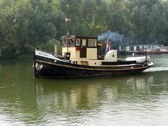 De Vliet sleepboot