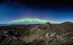 Beinn Alligin Aurora (bradders29) Tags: night stars scotland lewis aurora northernlights torridon gairloch stornoway sgurrmor beinnalligin tomnagruagaich