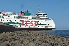 Wagemaker verlaat de haven (Romar Keijser) Tags: haven water ferry texel roro dokter laag veerboot veerhaven teso wagemaker marsdiep