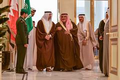 (H.H. Sheikh Abdullah bin Zayed Al Nahyan) Tags: uae johnkerry riyadh mofa ministers abz   abdullahbinzayed      uaefm gccmeeting mofaaic