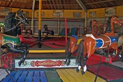 C.W. Parker Carousel (buickstyle232) Tags: cwparker carousel merrygoround parkeramusements vintage carnivalrides abilenekansas heritagecenterofdickinsoncountymuseumofindependenttelephony