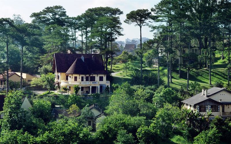 Đà Lạt Edensee Lake Resort 1
