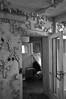 Deutschland Sachsen Kohlmüle DSC_0466SW (reinhard_srb) Tags: lost deutschland place fenster fabrik ruine sachsen linoleum müll absperrung werk beton mauer kabel leiter eisen arbeiter ziegel gelände rohre leitung schlot abbruch schutt treppenstufen abluft bodenbelag kohlmühle teichfolie erzeugung likolit