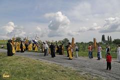 A cross procession from the village of Nikolskoe to the village of Adamovka / Крестный ход из Никольского в Адамовку (51)