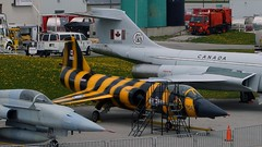 Lockheed Canadair CL-90 CF-104 (F-104G) Starfighter at Canadian Warplane Heritage (J.Com) Tags: ontario canada heritage museum airport aircraft aviation air hamilton canadian lockheed warplane rcaf canadair f104 starfighter cf104 cl90 12790 104756 104790