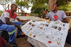 How do you do a HIV self-test? (@UNITAID) Tags: africa hiv health zimbabwe innovation southernafrica globalhealth selftesting unitaid hivselftesting