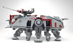 AT-TE09 (clebsmith) Tags: starwars lego walker
