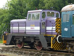 East Kent Railway Revisited (8) - 22 June 2016 (John Oram) Tags: vanguard dlo shunter shepherdswell eastkentrailway 01546 defencelogisticsorganisation thomashillrotherham 2002p1110174