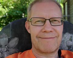 Vacation feeling (Jonne Naarala) Tags: 4x5 finland fujix70 fujifilmx70 kotajrvi kumpuniemi pielavesi sp x70 portrait summercottage