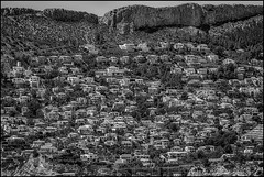 Little Boxes (Flemming J. Gade) Tags: houses boxes hillside calpe spain