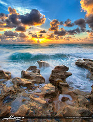 Ocean Sunrise Carlin Park Jupiter Florida