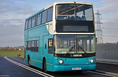 GN04 UFB (6434) (Lewis Smith Photography) Tags: volvo kent surrey arriva alx400 b7tl gn04ufb