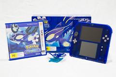game nintendo pokemon bundle console ll 3ds oras 2ds 3dsxl alphasapphire omegaruby