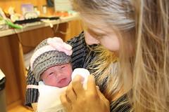 Alice New Born Pics