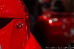 RCZ-R_208-GTi_Bokeh_003 (actionphotopassion) Tags: auto paris minolta beercan salon f4 70210 2014 peugeot208gti salonautomobile2014parisporteversailles