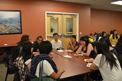 "WICS Week 1 General Meeting & Mentorship Program • <a style=""font-size:0.8em;"" href=""http://www.flickr.com/photos/88229021@N04/15584276758/"" target=""_blank"">View on Flickr</a>"