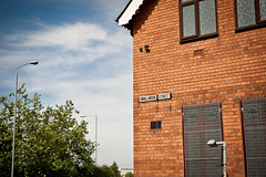 Smallwood Street, Redditch (pixelhut) Tags: uk worcestershire newtown westmidlands midlands redditch enland theditch abercrombieplan patrickabercrombie