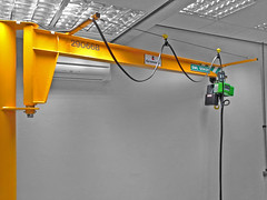 Pillar Mounted JIB Crane