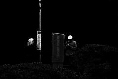 TransiT  !!!!!!!!!!!! (imagejoe) Tags: street vegas people white black reflections photography nikon shadows photos nevada strip