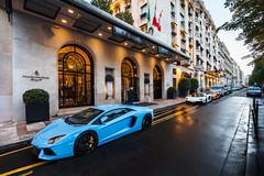 Lamborghini Aventador LP700-4  |  Blu Cepheus (Valkarth) Tags: auto blue summer paris france car sport canon eos italian automobile europe dubai italia blu turquoise 14 automotive it voiture bleu arab coche arabe saudi arabia 5d kuwait lamborghini f28 supercar italie qatar mkii q8 ksa cepheus arabs lambo 2014 1635 kuweit qtr koweit 1635mm kowait diones aventador lp700 lp7004 2k14