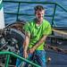 Monterey Fishing Boat - Crew
