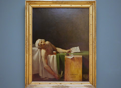 David, The Death of Marat