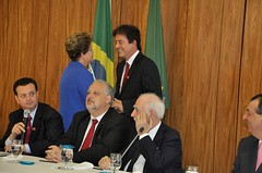 """Lideranças do PSD manifestam apoio a Dilma Rousseff • <a style=""""font-size:0.8em;"""" href=""""http://www.flickr.com/photos/60774784@N04/15718741445/"""" target=""""_blank"""">View on Flickr</a>"""