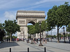 Arc de Triomphe (moacirdsp) Tags: paris france de ledefrance arc triomphe 2014