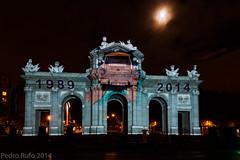 Puerta de Alcala - 25 Aniversario Caida del Muro de Berln-3433.jpg (Pedro Rufo Martin) Tags: madrid aniversario berlin muro 25 alcala berln puertadealcala caida veinticinco brandenburgo puertadebrandemburgo caidadelmuro