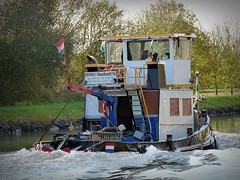 Fressies-Le canal de la Sense (april-mo) Tags: france boat ship nord sense canaldelasense